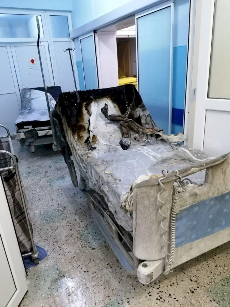 Încă doi pacienți transferați după incendiul din Piatra Neamț au murit