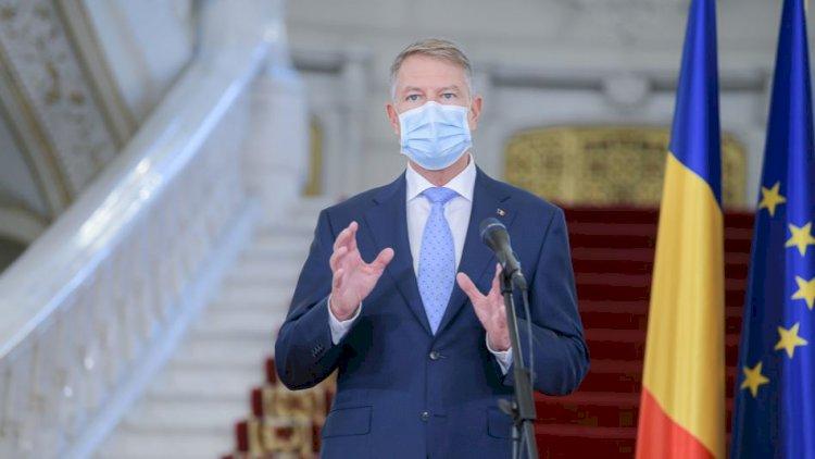 Iohannis: M-am rugat pentru pacienții arși de vii. Doamne ferește să se repete tragedia