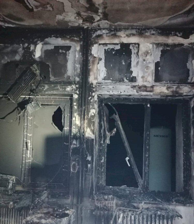 Procurorii au început audierile şi a fost stabilit locul din care s-a declanşat incendiul