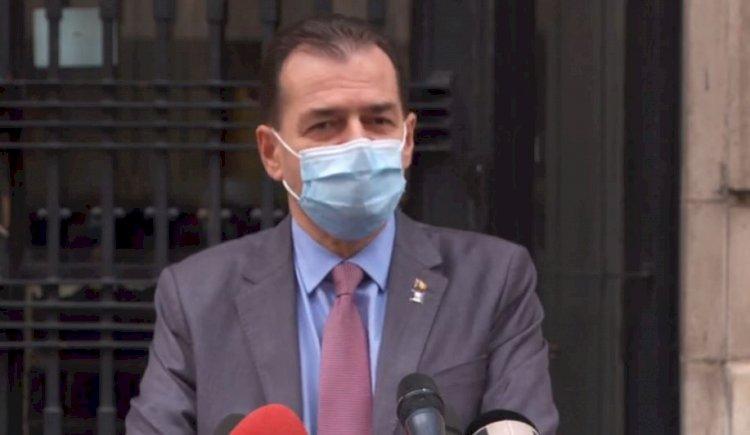 Orban: În termen de o săptămână creștem cu peste 200 numărul de locuri din terapie intensivă