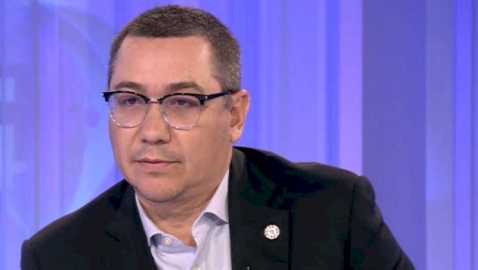 Ponta: Românii se îmbolnăvesc şi mor pentru că nu sunt testaţi la timp! La Constanța oamenii mor în casă!