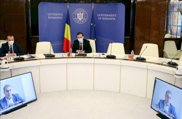 Orban: Salariul minim pentru 2021 va fi majorat în funcţie de evoluţia economiei