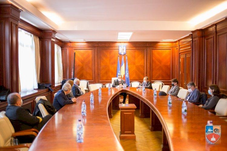 Consiliul Județean Constanța își dorește un dialog permanent și eficient cu universitățile constănțene