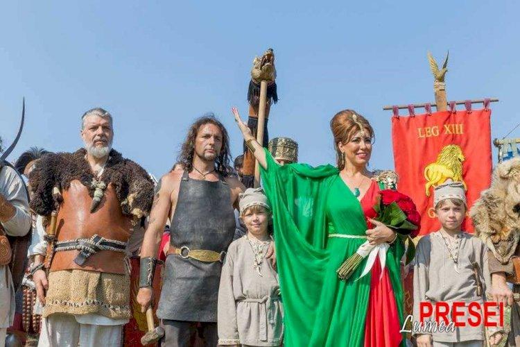 Încă o filă de istorie s-a scris în legenda Festivalului Antic Tomis 2015