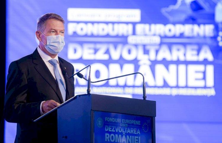 Iohannis: Modelul guvernărilor anterioare a neglijat tocmai investiţiile