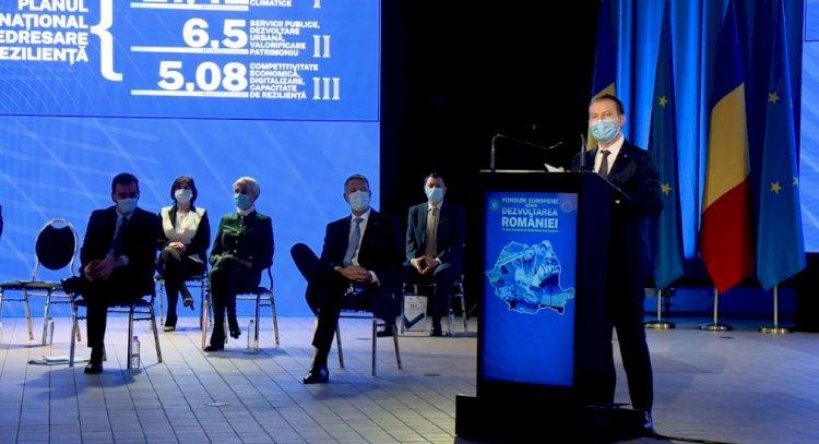 Cîţu: Este momentul ca românii să spună stop promisiunilor mincinoase