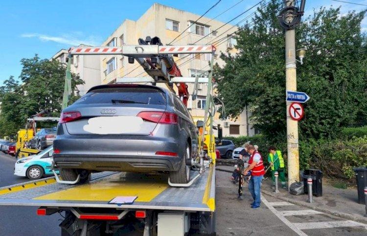 Anunț major pentru șoferii din România. Aceștia se vor putea trezi cu mașinile ridicate
