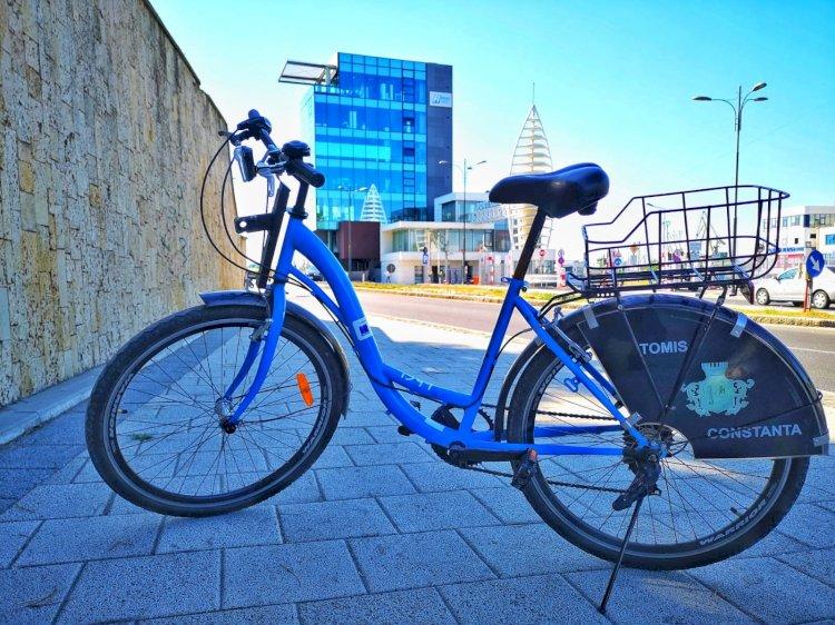 Sistemul de bike-sharing va fi întrerupt până la primăvară