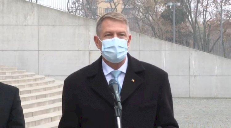 Iohannis: Administraţia Prezidenţială şi Guvernul intră în a doua tranşă de vaccinare anti-COVID