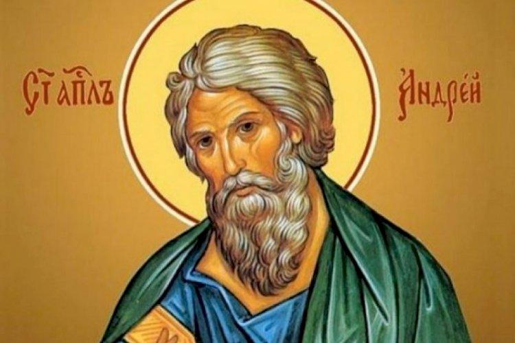 Credincioşii ortodocşi îl sărbătoresc mâine pe Sfântul Apostol Andrei, Ocrotitorul României
