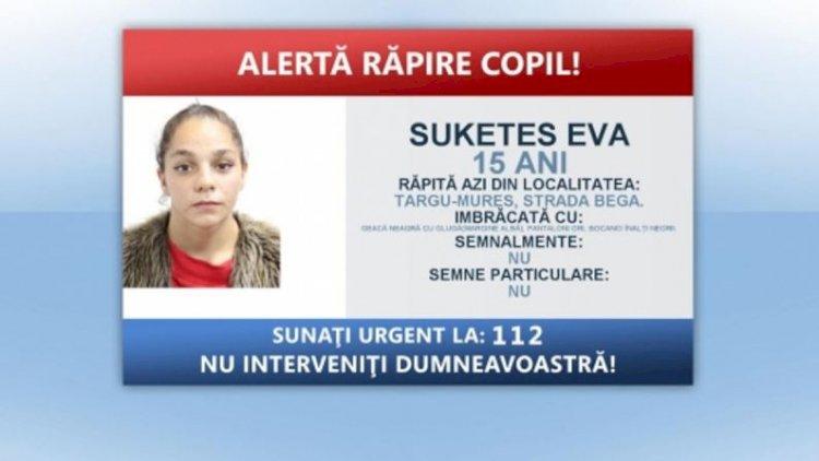 Minoră de 15 ani, răpită în Târgu Mureș, chiar de lângă unchiul ei. A fost activată o celulă de criză