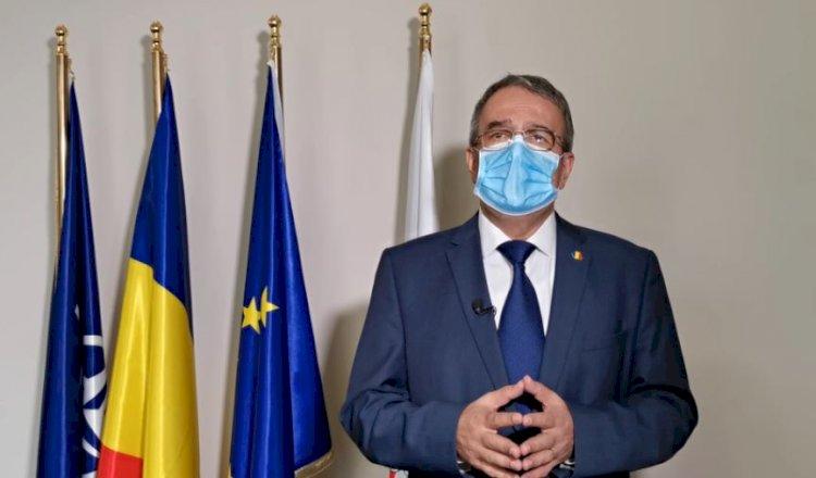 Vergil Chițac, mesaj de Ziua României: La mulți ani, România, la mulți ani dragi români! Iubiți-vă țara!