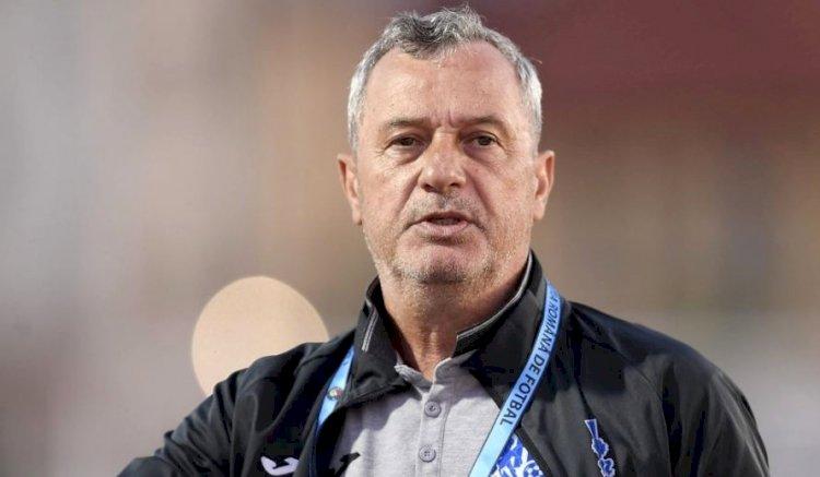 Mircea Rednic este noul antrenor al formației FC Viitorul Constanța