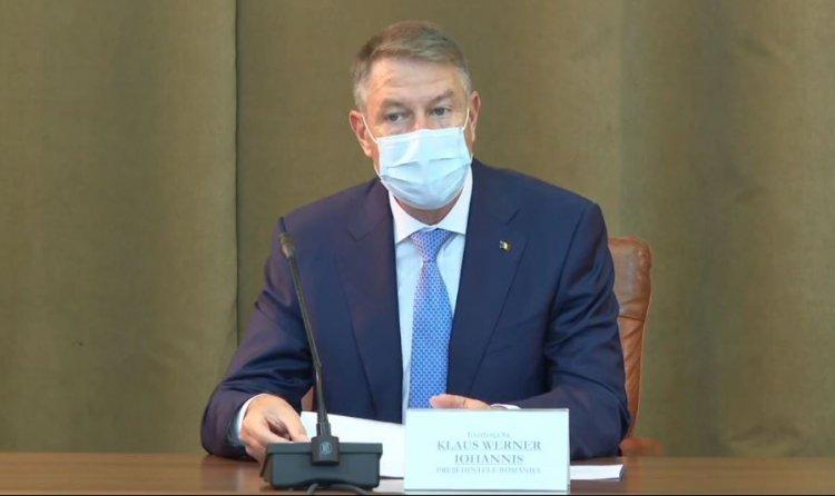 Iohannis: Într-o Românie europeană, nimeni nu este mai presus de lege.