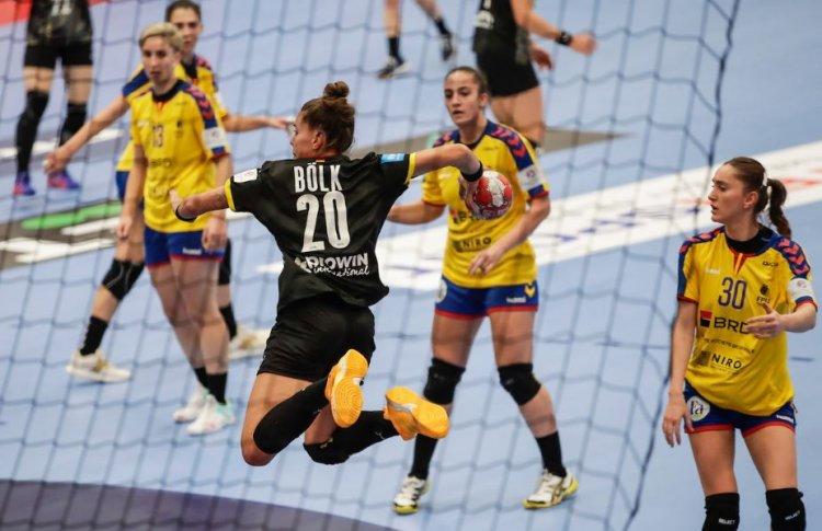 România debutează cu o înfrângere la Campionatul European de handbal feminin