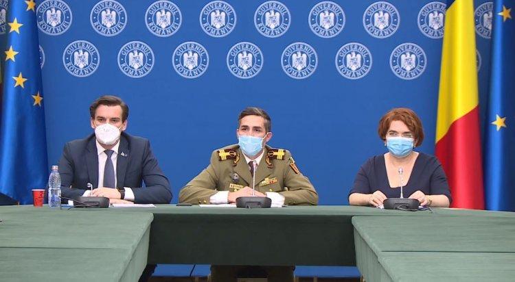 Gheorghiţă: După imunizarea a 60 - 70 la sută din populaţie, vom putea vedea începutul sfârşitului pandemiei