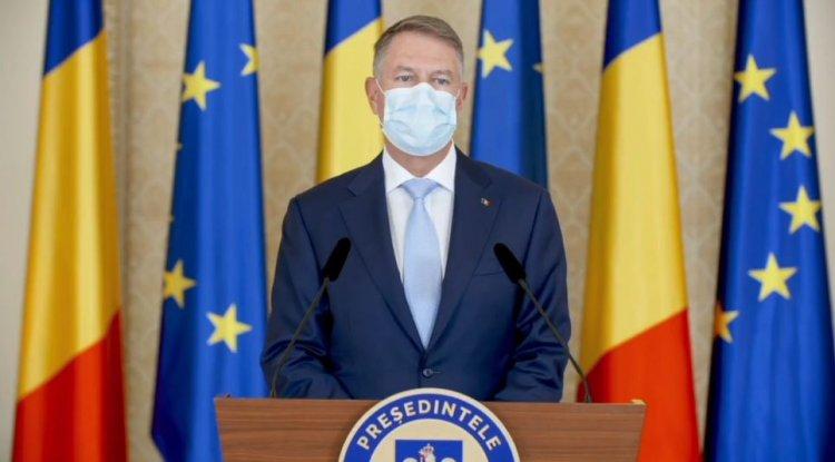 Iohannis: Vă îndemn să veniți în număr cât mai mare la vot. Riscul de infectare este minim