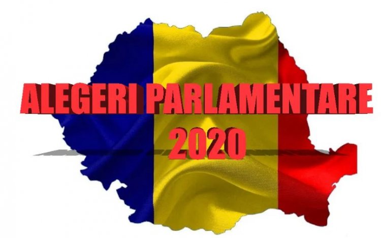 Rezultate parțiale oficiale alegeri parlamentare 2020. Au fost numărate peste 96% din voturi