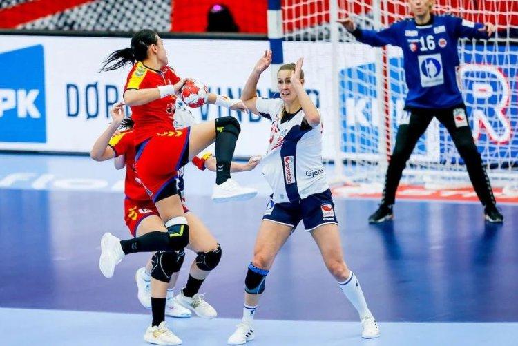România, învinsă de Norvegia cu 28-20, la Campionatul European de handbal feminin