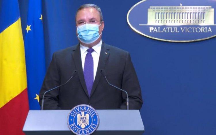 Ciucă: Îi mulțumesc domnului Orban pentru efortul depus