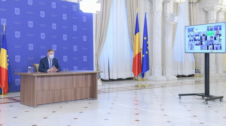 Iohannis: Noul Guvern va avea ca principal obiectiv reconstrucţia României