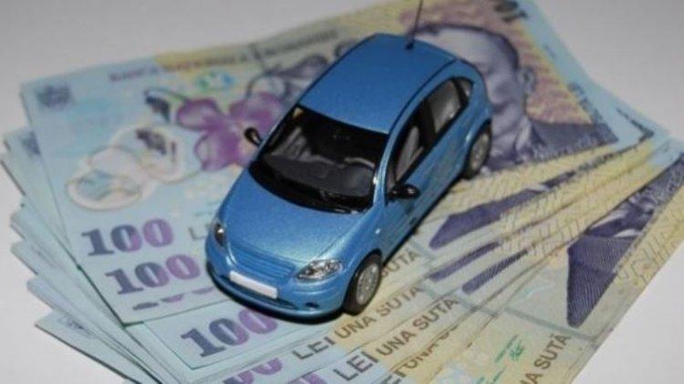 Taxa auto revine în România