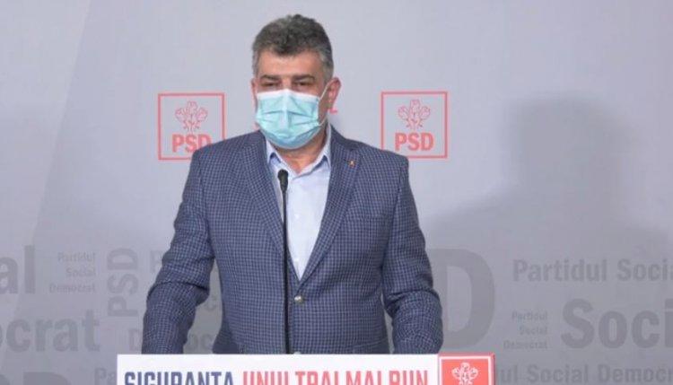 Ciolacu: Iohannis minte din nou pentru Guvernul său. Italia a depus PNRR azi
