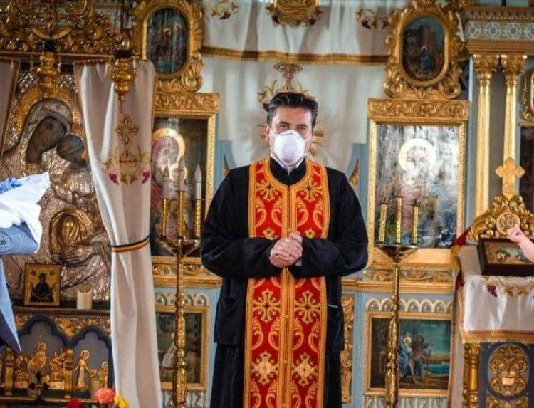 Preotul Crauciuc-Cabur Imanuel-Liviu din Iași a fost găsit spânzurat în locuința sa