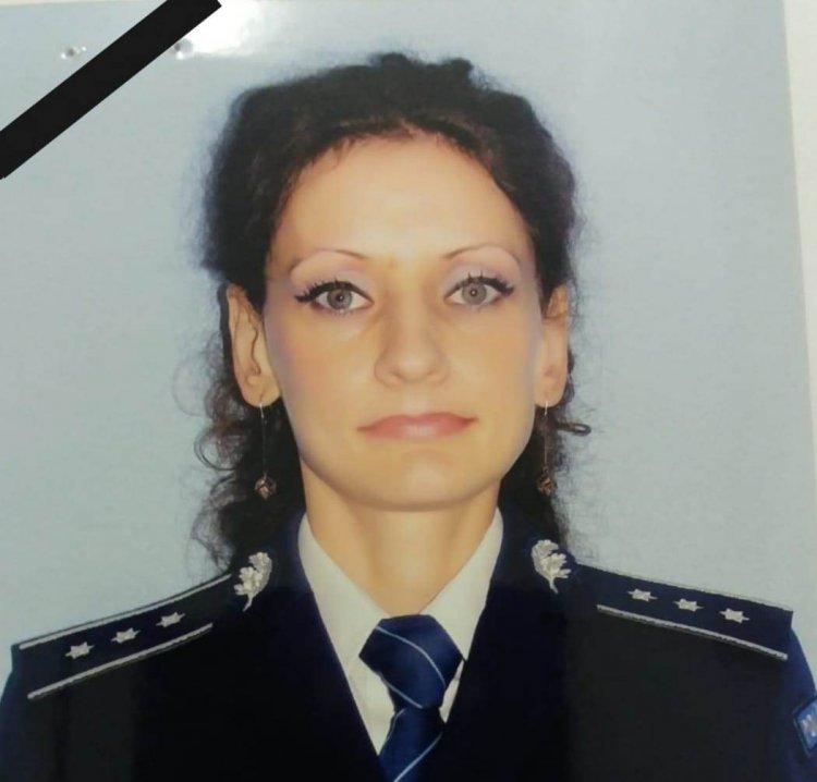 Doliu la IPJ Constanța. A încetat din viață comisarul șef de poliție, Cătălina Popa