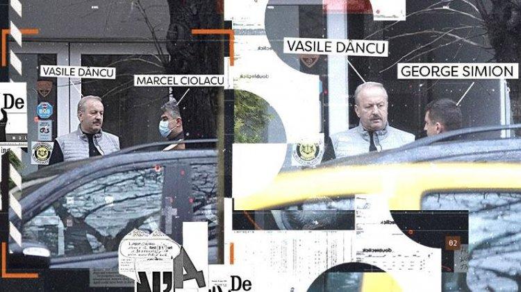 PSD-AUR, negocieri secrete. Marcel Ciolacu și George Simion, întâlnire de taină în Capitală