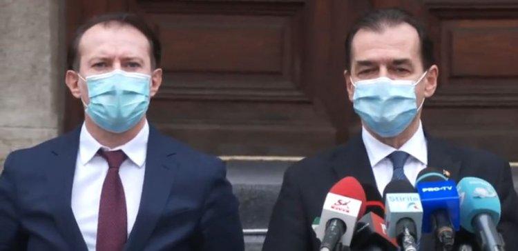 Florin Cîțu, propunerea PNL pentru postul de premier. Orban nu renunță, vrea șefia Camerei Deputaților