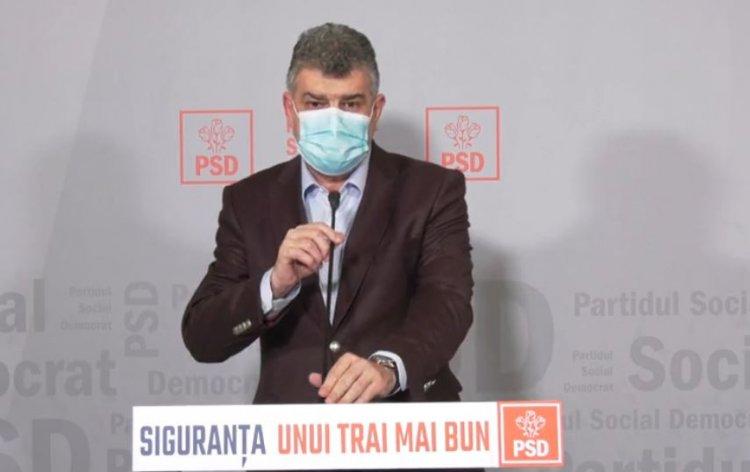 Ciolacu: Aş fi dorit ca oamenii să respecte regulile sanitare, aşa ar fi arătat diferenţa dintre ei şi guvernanţi