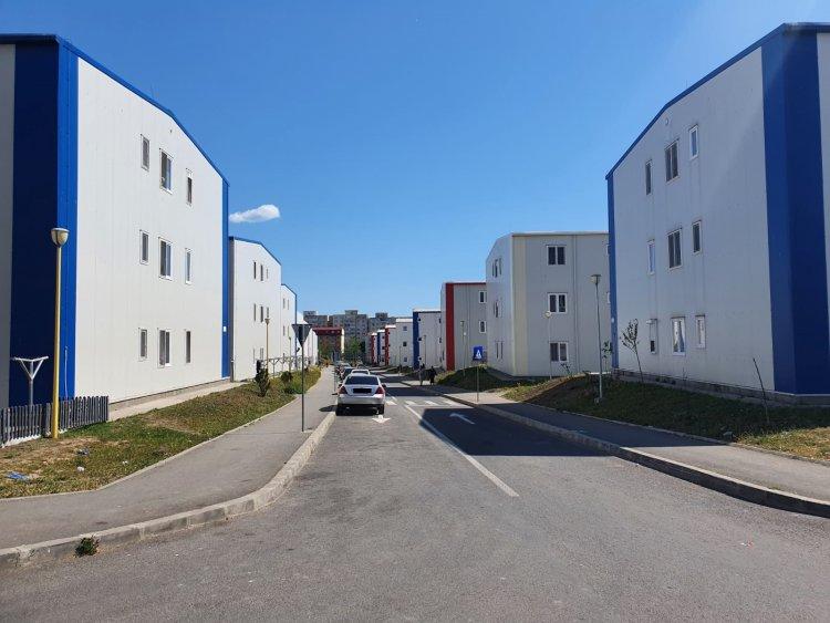 Campusul social Henri Coandă va fi dotat cu sistem de supraveghere video