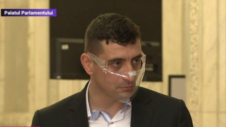 George Simion: Eu văd în domnul Cîțu o persoană dăunătoare siguranței naționale