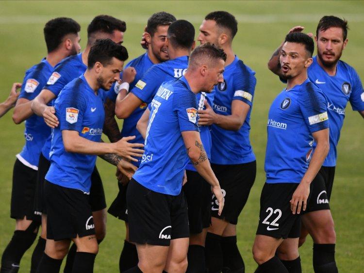 FC Viitorul și-a stabilit programul până la reluarea Ligii I