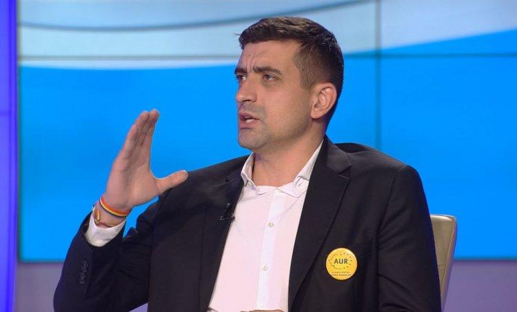 George Simion: Cîțu este controlat din alte țări. Klaus Iohannis ține în lesă conducerea PSD