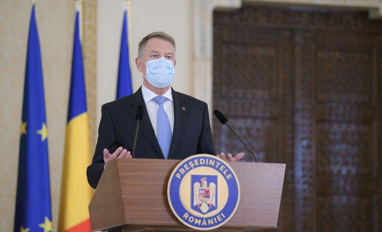 Iohannis: România este alături de Familia Regală şi poporul britanic în acest moment de durere