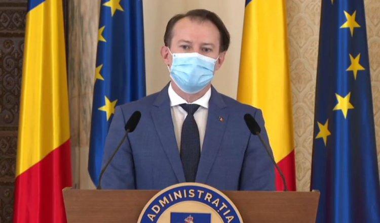 Florin Cîţu: Voi face tot ce este posibil pentru a avea o guvernare stabilă și de lungă durată