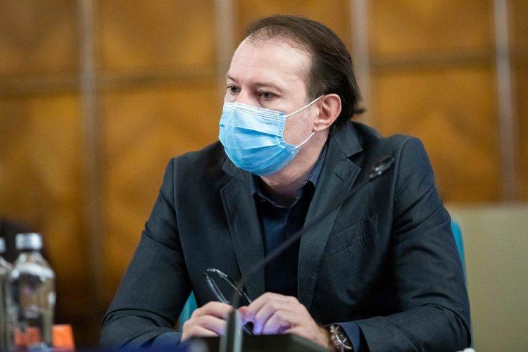 Florin Cîţu: Nu vor fi impuse restricţii pentru cei care nu se vaccinează