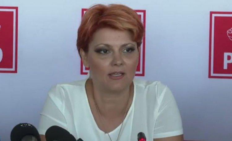 Procurorii DNA au clasat dosarul în care Lia Olguţa Vasilescu era acuzată de luare de mită