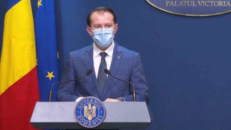 Florin Cîțu anunță înghețarea salariilor bugetarilor la nivelul din decembrie 2020