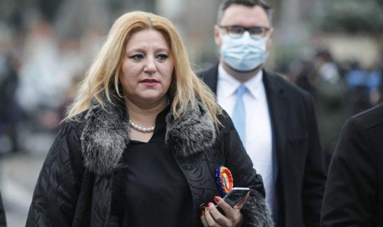 Motivul intării în politică a Dianei Șoșoacă: Am fost forțată de soțul meu. O să îmi fac veacul prin Parlament