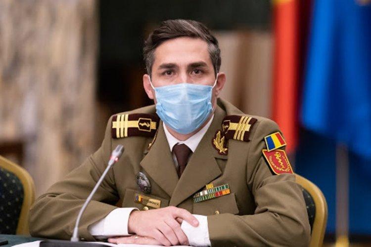 Gheorghiță: Există toate premizele ca varianta Delta să devină dominantă și pe teritoriul României