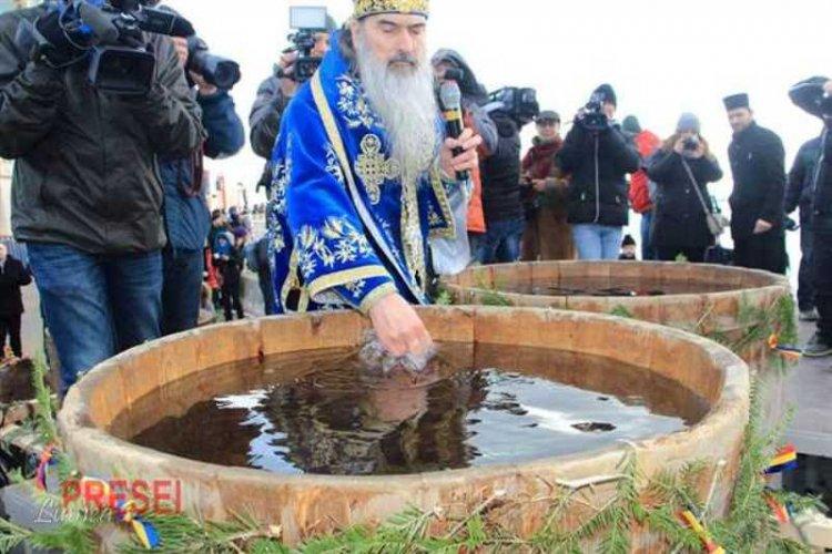 Pregătiri pentru praznicul Botezului Domnului în Arhiepiscopia Tomisului
