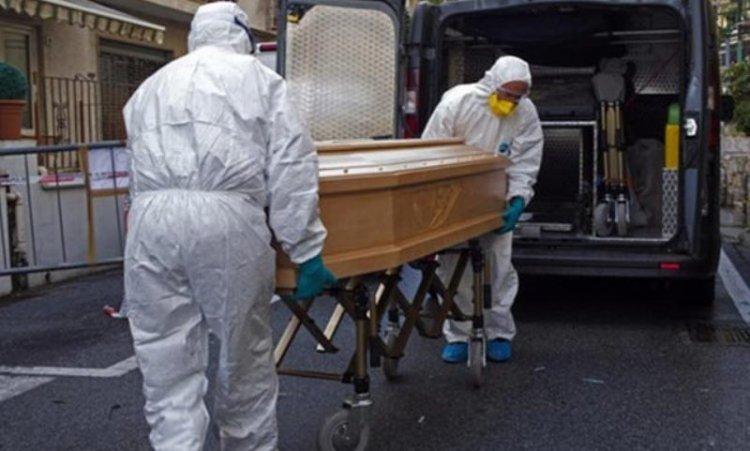 Caz halucinant: Un mort de COVID a fost îngropat de o altă familie