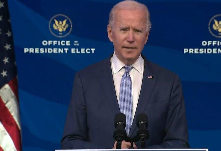 Biden: Scenele de haos de la Capitoliu nu reprezintă America. Îi cer lui Trump să pună capăt acestui asediu