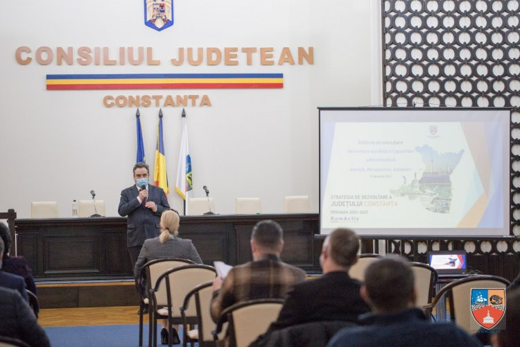 Președintele CJC, întâlnire cu primarii pentru elaborarea Strategiei de Dezvoltare a județului