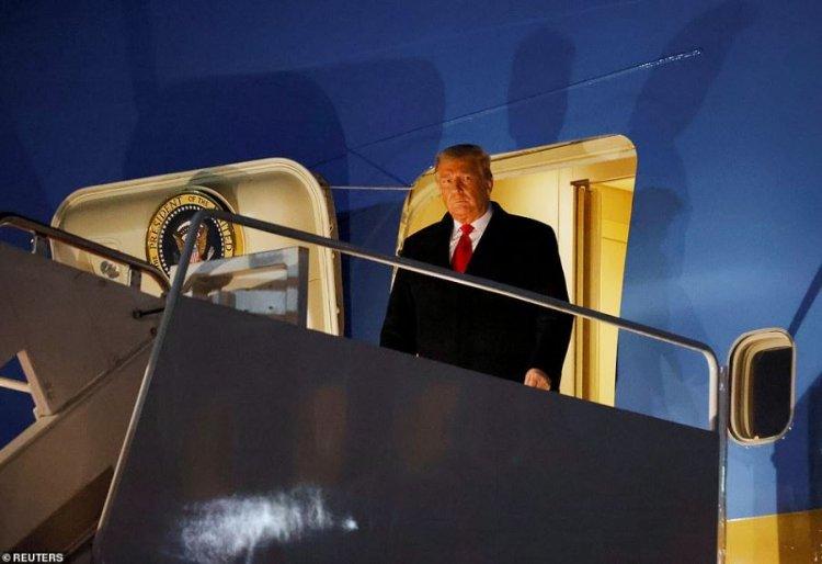 Donald Trump a fost pus oficial sub acuzare de către Camera Reprezentanţilor