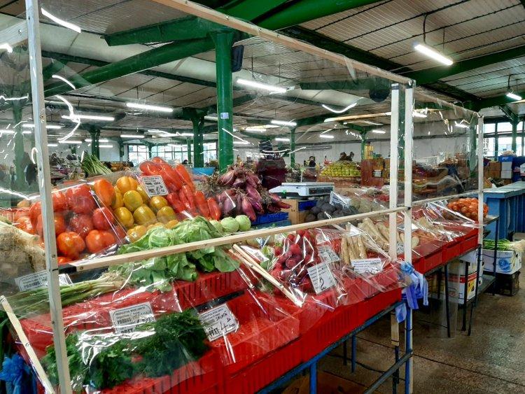RAEDPP Constanța, are mese disponibile în toate piețele agroalimentare
