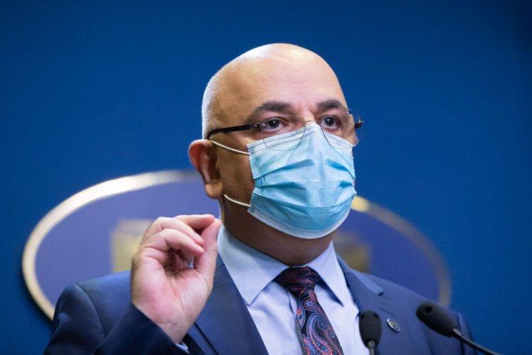 Raed Arafat respinge ideea certificatului de vaccinare: Va duce la o piaţă a falsurilor